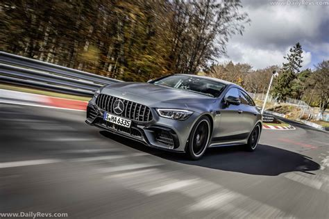 Check back with us soon. 2021 Mercedes-Benz AMG GT 63 S 4MATIC+ - Dailyrevs