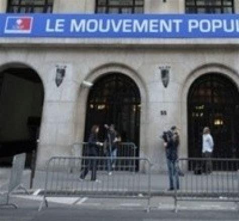 ump siege l 39 ump investit dans un nouveau siège à 40 millions d 39 euros