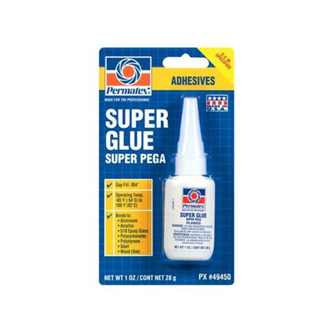 Permatex® 49450 Super Glue