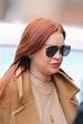 Lindsay Lohan Street Style 01/10/2019 • CelebMafia