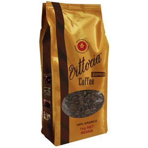 Specialty coffee roaster and distributor since 1982, capitalizing on quality, passion and perfection. Vittoria Espresso Beans Dark Roast 1kg | Officeworks