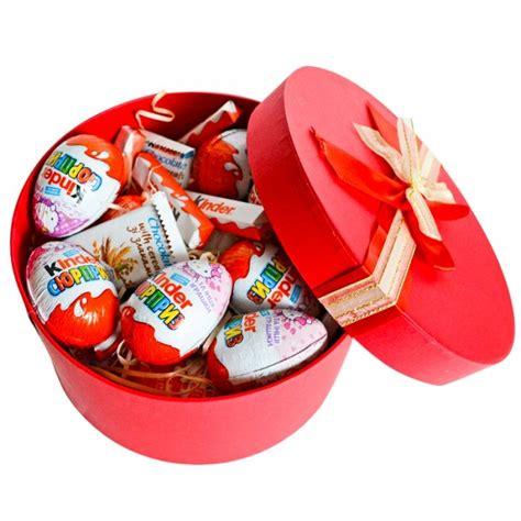 Kinder saldumi dāvanu kastē - Saldumi dāvanu kastē ...