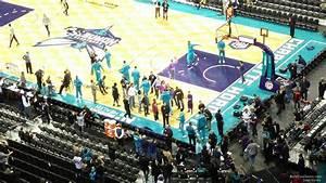 Spectrum Center Section 205 Charlotte Hornets