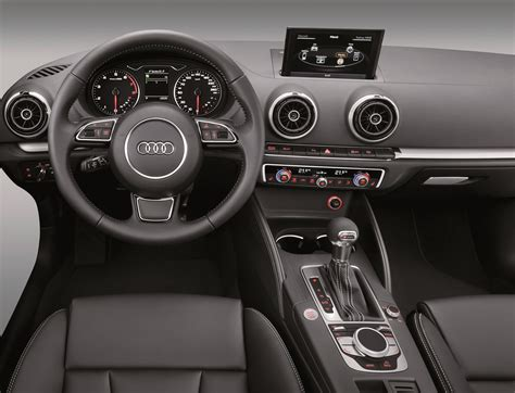 audi a3 dashboard 2013 audi a3 interior dashboard eurocar news