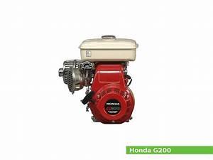 Honda G200 K1  197 Cc  5 0 Hp  Engine Specs  Review