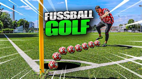 """Ein """"transferfehler im fußball kann vieles bedeuten. ULTIMATIVE FUßBALL GOLF CHALLENGE ! - YouTube"""