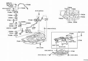 Lexus Rx 400h Fuel Pump Strainer - 2321720060