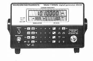 Marconi -- 2022e