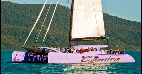Camira Catamaran Australia by The Camira A Beautiful Catamaran Sailing The Whitsundays