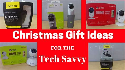 2017 christmas gift ideas for the tech savvy youtube