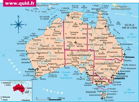 Carte Australie Ville by Welkom Bij De Australie Linksite Alwin Sitton