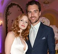 Jessica Chastain Welcomes First Child With Husband Gian ...