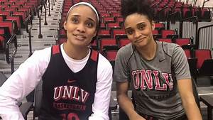 UNLV Lady Rebels Gonzalez twins talk about their ...