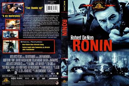 Ronin Dvd Covers Label Save Scanned Century