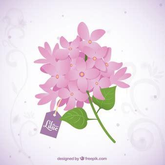 un bel mazzo di fiori lilla foto e vettori gratis