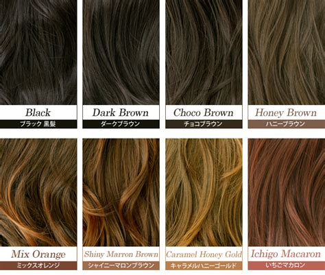 Hair Color Brown Shades by Pin Oleh Lizbeth Kara Di Hair Coloring Hair Color Names
