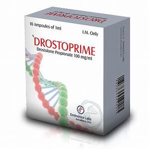 Buy Masteron Online  Drostoprime For Sale  Drostanolone Propionate For Sale  100mg 10 Ampoules