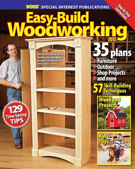 easy build woodworking magazine digital subscription
