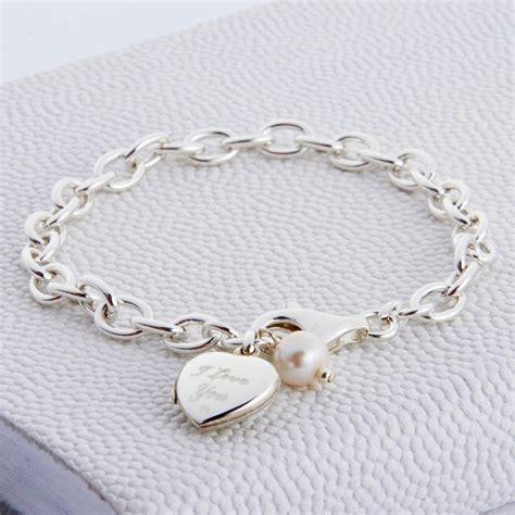 Personalised Sterling Silver Locket Bracelet  Hurleyburley. Beautiful Stud Earrings. Facets Diamond. Dancing Pendant. Gray Pearl Stud Earrings. Coin Lockets. Bling Pendant. Name Engraved Rings. Hoop Earrings Silver