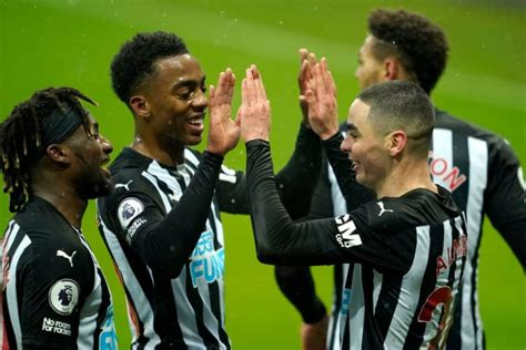Joe Willock is the spark Newcastle fans have been crying ...