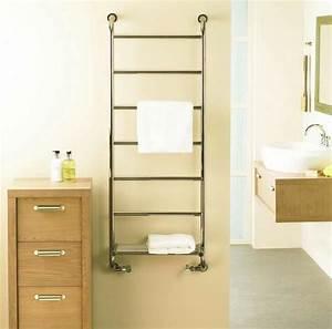 Echelle Salle De Bain : le porte serviette de salle de bain ~ Dallasstarsshop.com Idées de Décoration