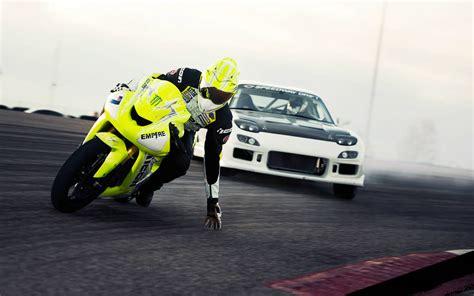 Icon Motorsports Drift Battle: 05 Kawasaki ZX10 vs
