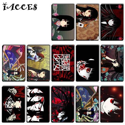 18 pcs lot hell card sticker anime diy cool