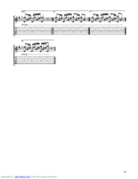 eddie vedder no ceiling tab guaranteed guitar pro tab by eddie vedder musicnoteslib