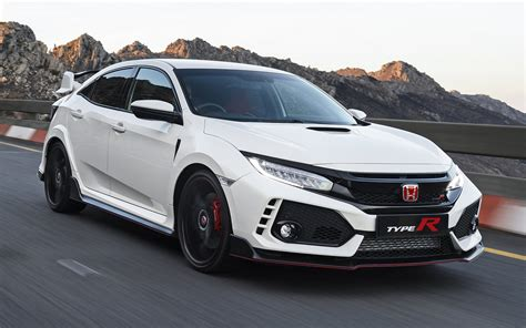 2018 honda civic type r za wallpapers and hd images