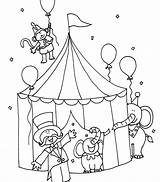 Coloring Pages Printable Circus Juggling Clown Getcolorings Stunning Magnificent sketch template