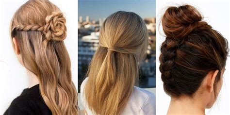 Cool Hairstyles To Do At Home by 15 Best Ideas Of Hairstyles At Home
