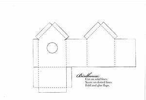 best photos of template of house cut out free paper With paper house templates to print