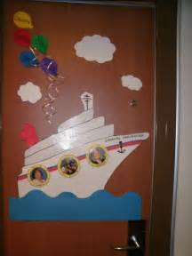 cruise door decorations disney