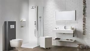 Carrelage Avant Ou Apres Receveur : carrelage douche les 7 types de carrelages pour votre douche ~ Nature-et-papiers.com Idées de Décoration