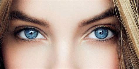 Modification De Photo Yeux by Le Maquillage Des Yeux Bleus Technique Et Conseils