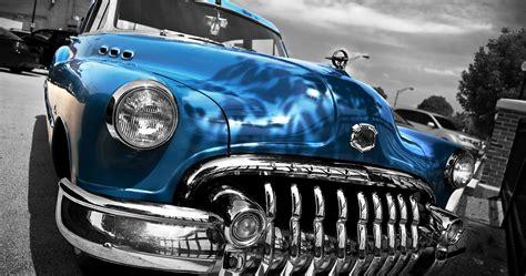 Buick 1950 Retro 4k Ultra Hd Wallpaper