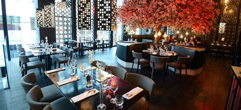 fly cuisine restaurant review tattu hardman square in manchester