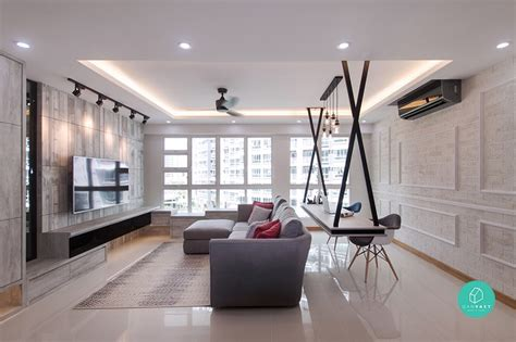 Home Design Ideas For Hdb Flats 10 hdb flat designs to inspire your home renovation