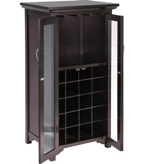 wine storage cabinets two door wine cabinet in wine racks