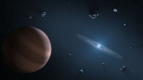 Space From Earth Wallpaper Overlooked Treasure The First Evidence Of Exoplanets Nasa