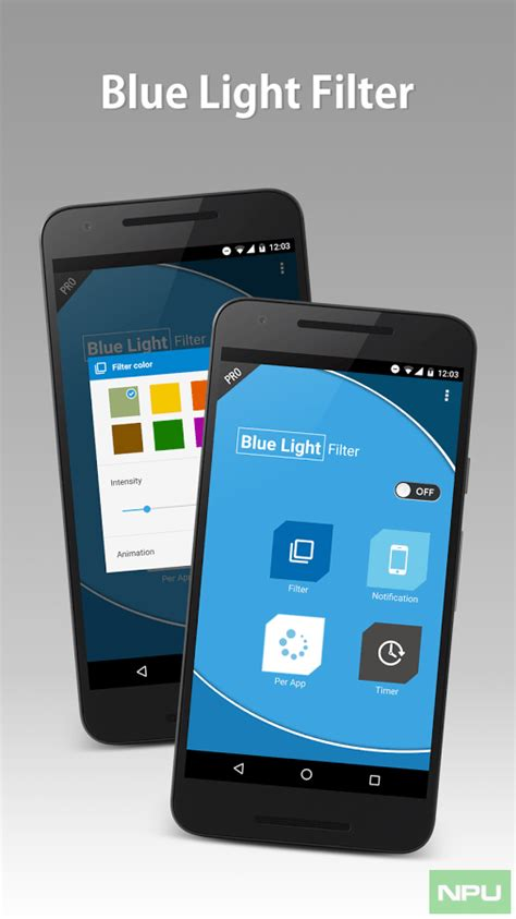 blue light filter app blue light filter pro for android goes free as myappfree