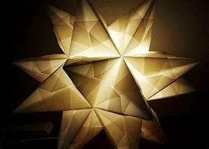 3d Sterne Aus Papier Basteln : 3d stern ohne kleben diy love ~ Lizthompson.info Haus und Dekorationen