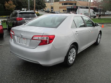 toyota camry le price reduced