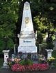 Beethoven's grave, Vienna