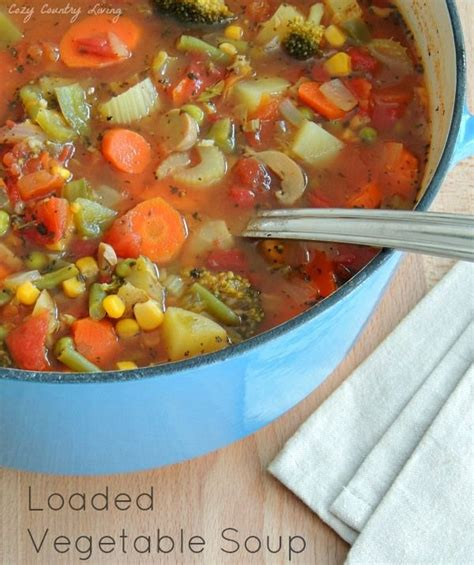 country vegetable soup recipe 15 frugal meals for a small grocery budget vegetables frozen and groceries budget