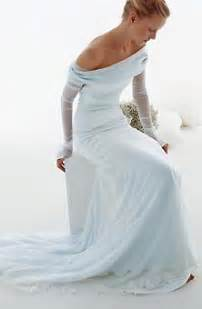 light blue wedding dress light blue wedding dresses the wedding specialists