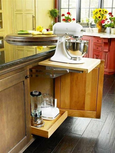 amenagement meuble cuisine comment bien choisir un meuble gain de place en 50 photos