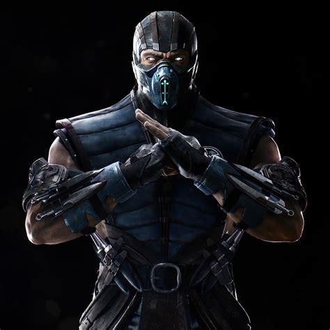 Mortal Kombat X Sub Zero 4K 5K Wallpapers  HD Wallpapers
