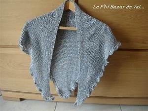 Modele De Tricotin Facile : photo tricot modele tricot facile chale 12 ~ Melissatoandfro.com Idées de Décoration