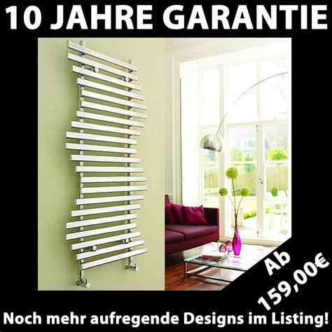 Design Heizkörper Wohnzimmer by Hr Design Heizk 246 Rper Hochwertige Designer Heizung F 252 R